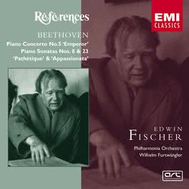 Beethoven: Piano Concerto No. 5/ Piano Sonatas Nos. 8 & 23 2005 Edwin Fischer