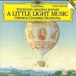 """Mozart: """"A Little Light Music"""" 1990 Orpheus Chamber Orchestra"""