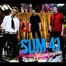 Walking Disaster 2007 Sum 41