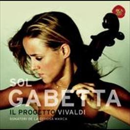 Cello Concerto in C minor, RV 401 2007 Sol Gabetta