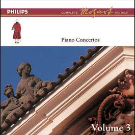 Mozart: The Piano Concertos, Vol.3 2008 羣星
