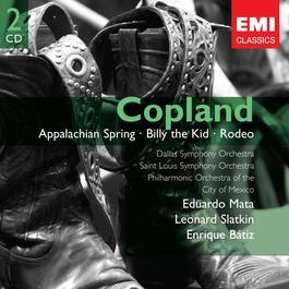Copland: Orchestral Works 2007 Leonard Slatkin