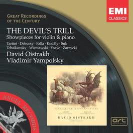 The Devil's Trill - Showpieces for violin and piano 2004 David Oistrakh