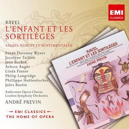 Ravel: L'Enfant et les Sortileges 2012 Andre Previn; members London Symphony Orchestra