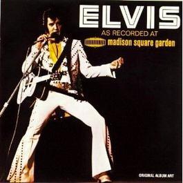 Live At Madison Square Garden 1972 Elvis Presley