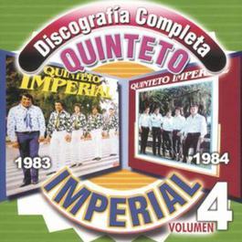 Discografía Completa Volumen 4 2004 Koli Arce Y Su Quinteto Imperial