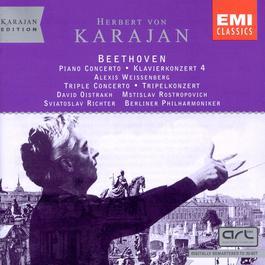 Piano Concerto 4/Triple Concerto 1996 Alexis Weissenberg