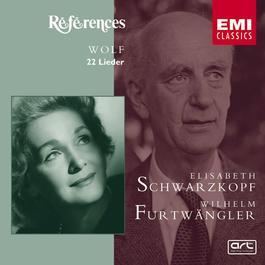 Wolf : Lieder 2005 Elisabeth Schwarzkopf