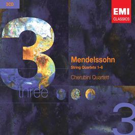 Mendelssohn: String Quartets 1-6 2007 Cherubini-Quartett