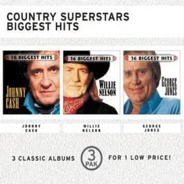 Country Superstars Biggest Hits (3 Pak) 2000 Various Artists