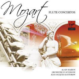 Mozart Flute Concertos 1 & 2 2006 Kantorow