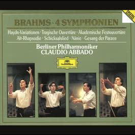 Brahms: The Symphonies/Academic Festival Overture etc. 1992 Claudio Abbado