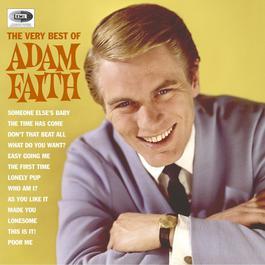 The Very Best Of... 2003 Adam Faith