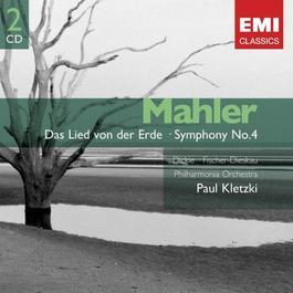Mahler: Das Lied von der Erde & Symphony No.4 2005 Paul Kletzki