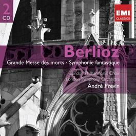 Berlioz: Grande Messe des Morts - Symphonie Fantastique 2009 Andre Previn