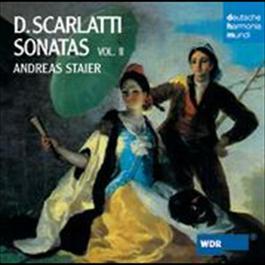 Scarlatti Sonatas Vol. 2 2009 Aandreas Staier