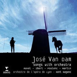 Poulenc Songs 2006 José Van Dam