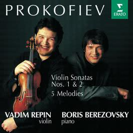 Prokofiev : Violin Sonata No.2 in D major Op.94a : IV Allegro con brio 2004 Vadim Repin