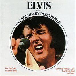 Vol. 1-Legendary Performer 1992 Elvis Presley