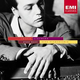 Chopin: Piano Sonata No.3, Polonaise No.6 & Schumann: Papillons, Kinderszenen 1999 Alex Slobodyanik