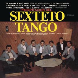 Vinyl Replica: Presentación Del Sexteto Tango 2007 Sexteto Tango