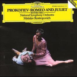 Prokofiev: Romeo and Juliet, Opp.64a & b 1983 Mstislav Rostropovich