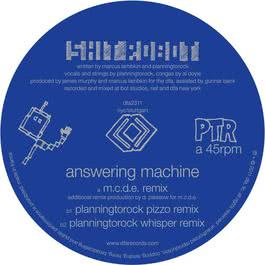 Answering Machine 2011 Shit Robot