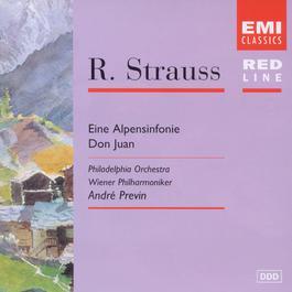 Strauss: Eine Alpensinfonie / Don Juan 1998 Andre Previn