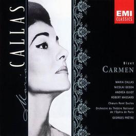 Bizet: Carmen 1997 Maria Callas; Nicolai Gedda; Andrea Guiot; Robert Massard