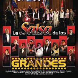 La Salsa de los Grandes 2012 Various Artists