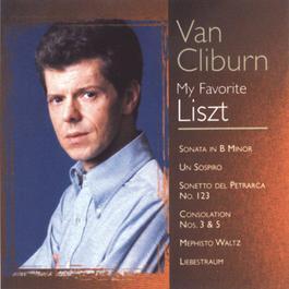 My Favorite Liszt 2000 Van Cliburn