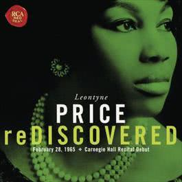 Leontyne Price - Carnegie Hall Recital Debut 2016 Leontyne Price