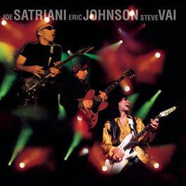 G3 - Live In Concert 1997 Joe Satriani; Eric Johnson; Steve Vai