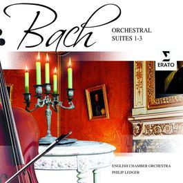 Bach: Orchestral Suites 1-3 2005 Philip Ledger