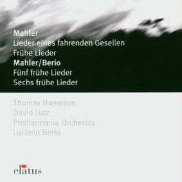 Mahler : Starke Einbildungskraft 2004 Thomas Hampson; David Lutz