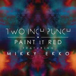 Paint It Red 2012 Two Inch Punch