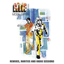 Moon Safari Remixes, Rarities And Radio Sessions 2008 Air