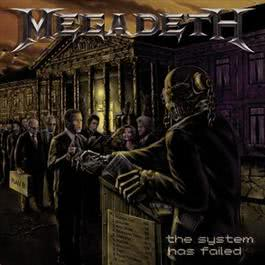 The System Has Failed 2017 Megadeth