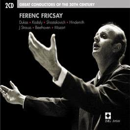 Ferenc Fricsay : Great Conductors of the 20th Century 2005 Ferenc Fricsay