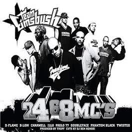 2,4,6,8 MCs (Original Mix) 2003 D-Flame, Illo, Twisted, Charnell, Double Face, B-Low, Paolo 77, Phantom Black, Tropf & Ben Kenobi (DJ)