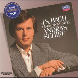 Bach, J.S.: 6 Partitas 2008 Andras Schiff