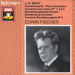 Bach: Keyboard Concertos 1989 Edwin Fischer