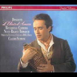 Donizetti: L'Elisir d'amore 2008 Claudio Scimone