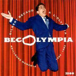 Becolympia CD2 2003 Gilbert Bécaud