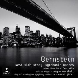 Bernstein: West Side Story Symphonic Dances 2006 Paavo Järvi