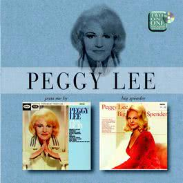 You Always Hurt The One You Love 2001 Peggy Lee