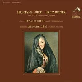 Leontyne Price - Hector Berlioz: Les Nuits d'été op. 7; Manuel de Falla: El amor brujo 2012 Leontyne Price