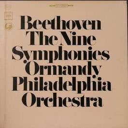 Beethoven The Nine Symphonies 1970 Eugene Ormandy