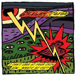 I Can't Look At Your Skin / What's He Got 2010 Graham Coxon