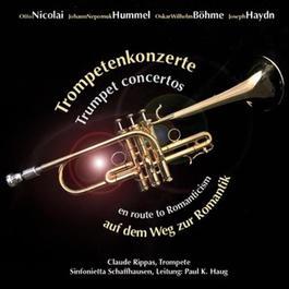 Trumpet Concerto in E flat major, H. 7e/1 2008 Claude Rippas